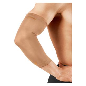 Tommie Copper Recovery Compression Elbow Sleeve Nude