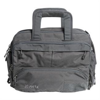 Vertx EDC Principal Briefcase Smoke Gray