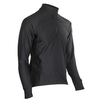 TRU-SPEC 24-7 Series Cross-Grid Fleece Pullover Black