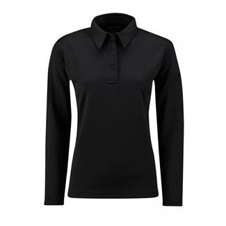 Propper Long Sleeve ICE Polo Black