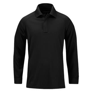 Propper Long Sleeve Snag-Free Polo Black