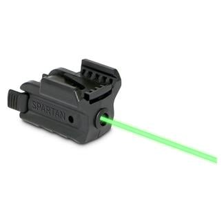 Lasermax Spartan Adjustable Rail Mounted Laser Green