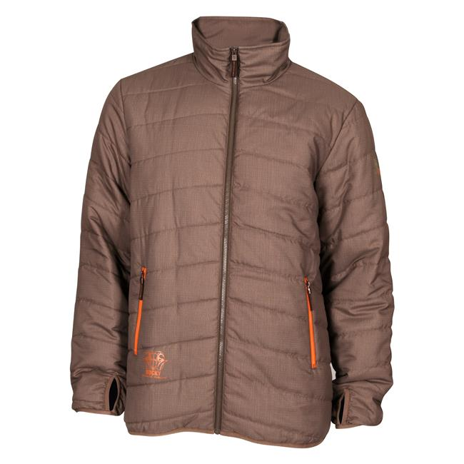 Mens Rocky Athletic Mobility Level 2 Quilted Jacket Tacticalgear