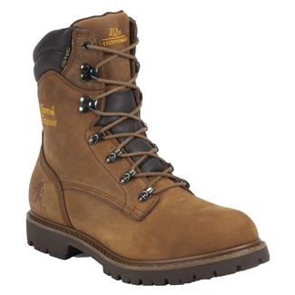 "Chippewa Boots 8"" Utility 400G WP Tough Bark"