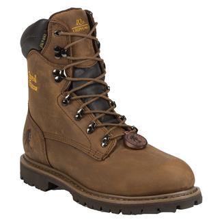 """Chippewa Boots 8"""" Utility 400G ST WP Tough Bark"""