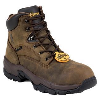 "Chippewa Boots 6"" Graeme CT WP Bay Apache"