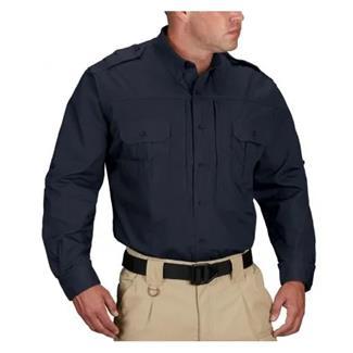 Propper Lightweight Long Sleeve Tactical Dress Shirts LAPD Navy