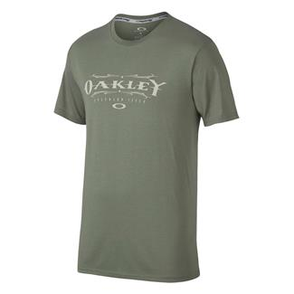 Oakley Wild West SI T-Shirt Worn Olive