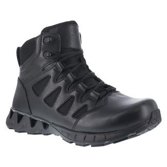"""Reebok 6"""" ZigKick Tactical SZ WP Black"""