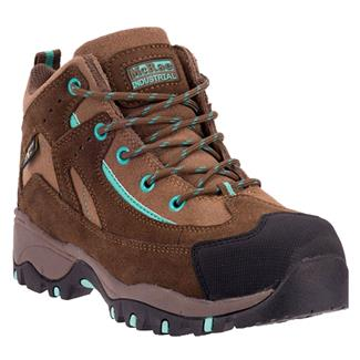 McRae Industrial Hiker Mid Met Guard CT Brown / Turquoise