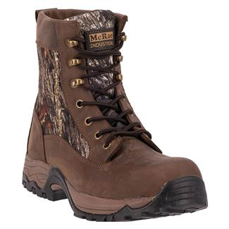 "McRae Industrial 7"" Lace-Up CT Gaucho / Mossy Oak"