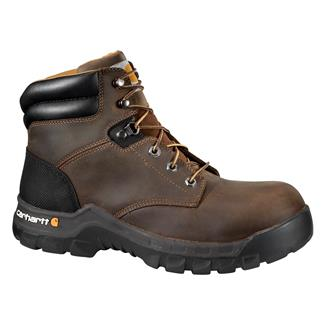 "Carhartt 6"" Rugged-Flex CT Brown"
