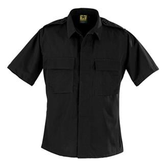 Propper Short Sleeve 2-Pocket BDU Shirts Black