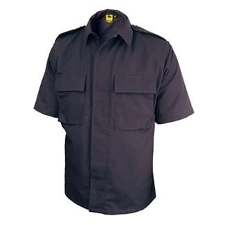 Propper Short Sleeve 2-Pocket BDU Shirts Dark Navy