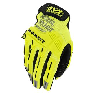 Mechanix Wear M-Pact Safety Yellow