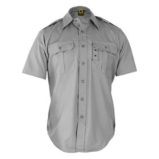 Propper Short Sleeve Tactical Dress Shirts Gray