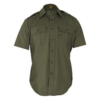 Propper Short Sleeve Tactical Dress Shirts Olive