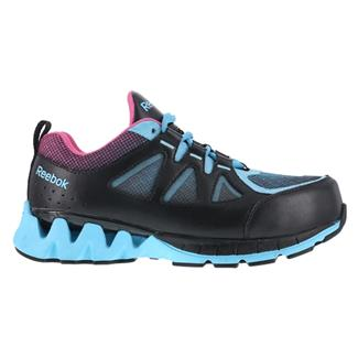 Reebok ZigKick Work CT Black / Blue / Pink / Multi