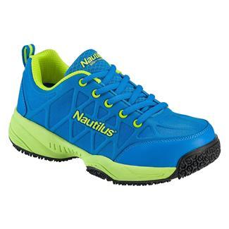 Nautilus 2154 CT Blue / Lime