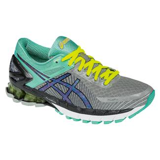 ASICS GEL-Kinsei 6 Light Gray / Titanium / Mint