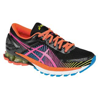 ASICS GEL-Kinsei 6 Black / Hot Pink / Flash Yellow