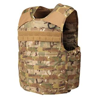 Blackhawk Non-Cutaway Cordura Lined Tactical Armor Carrier - COTS MultiCam