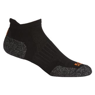 5.11 ABR Training Socks Black