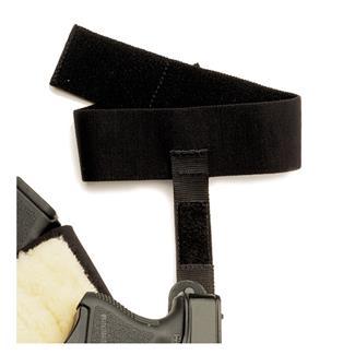 Galco Ankle Glove Calf Strap Black