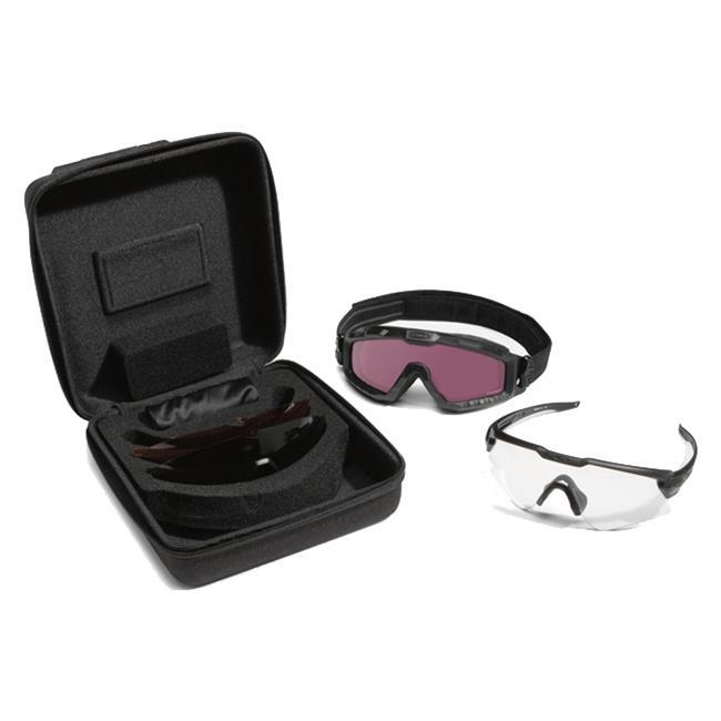 Oakley SI Ballistic M Frame Alpha Operator Kit Square Case ...