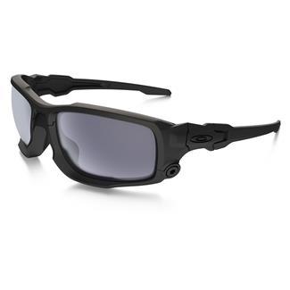 Oakley SI Ballistic Shocktube Matte Black (frame) - Gray (lens)