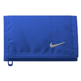 NIKE Basic Wallet Game Royal / White