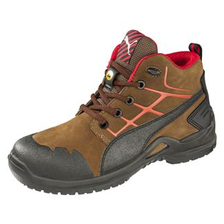 Puma Safety Krypton Mid ST Brown