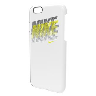 NIKE Fade iPhone 6 Case iPhone 6 White / Volt