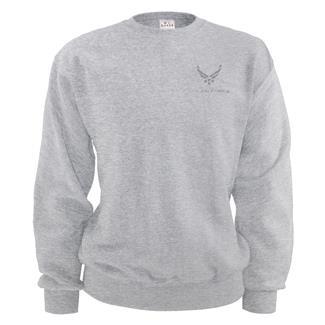 Soffe Air Force Sweatshirt Ash