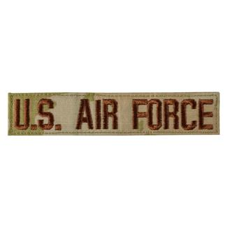 U.S. Air Force Branch Tape Scorpion OCP Spiced Brown