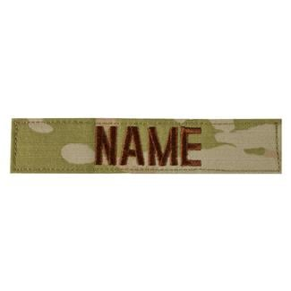 Name Tape Scorpion OCP Spiced Brown