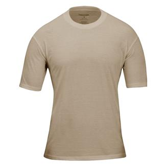 Propper Crew Neck T-Shirt (3 pack) Coyote Tan