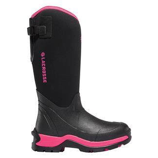 "LaCrosse 14"" Alpha Thermal 7.0MM WP Black / Pink"