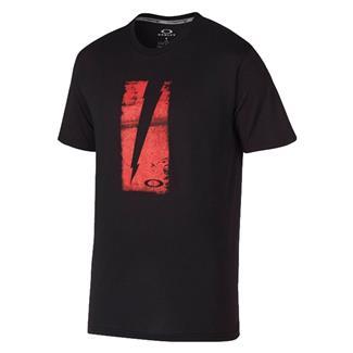 Oakley Charlie Don't Surf T-Shirt Jet Black