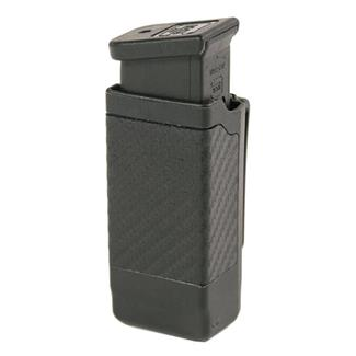 Blackhawk CF Double Row Mag Case Black Carbon Fiber