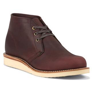 Chippewa Boots 1955 Original Modern Suburban Burgundy