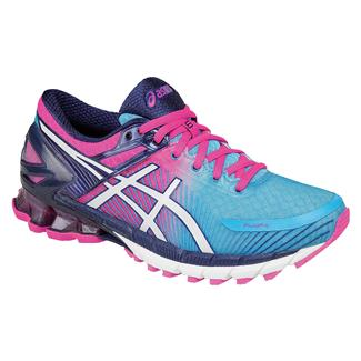 ASICS GEL-Kinsei 6 Aquarium / White / Hot Pink