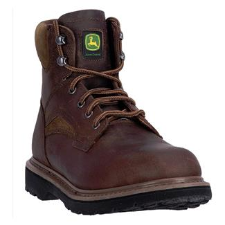"John Deere 6"" All Around ST Gaucho Brown"