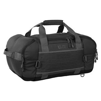 Elite Survival Systems Travel Prone Tri-Carry Bag Black