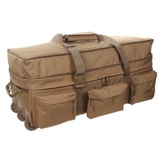 Sandpiper of California Rolling Load Out XL Coyote Brown