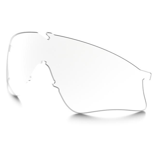 oakley m frame clear lens