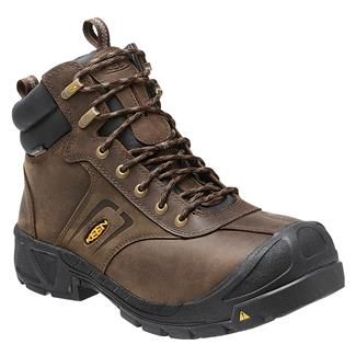 Keen Utility Warren WP ST Cascade Brown