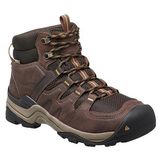 Keen Gypsum II Mid WP Coffee Bean / Bronze Mist