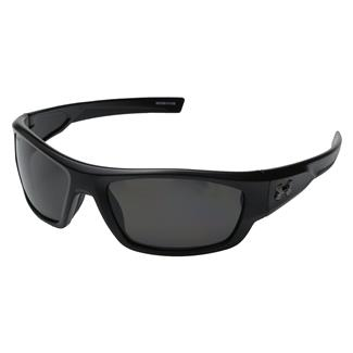 Under Armour Force Storm Satin Black (frame) - Gray Storm Polarized (lens)