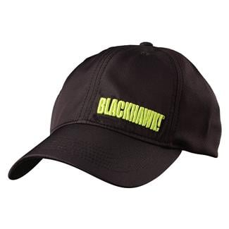 Blackhawk Performance Mesh Cap Black / Lime Green